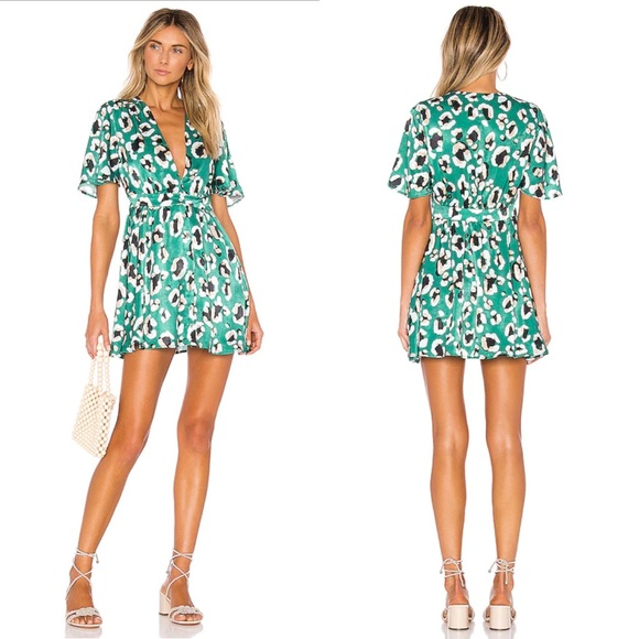 House of Harlow 1960 X Revolve Dawn Dress Small